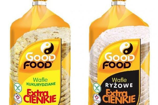 Cienkie wafle od Good Food