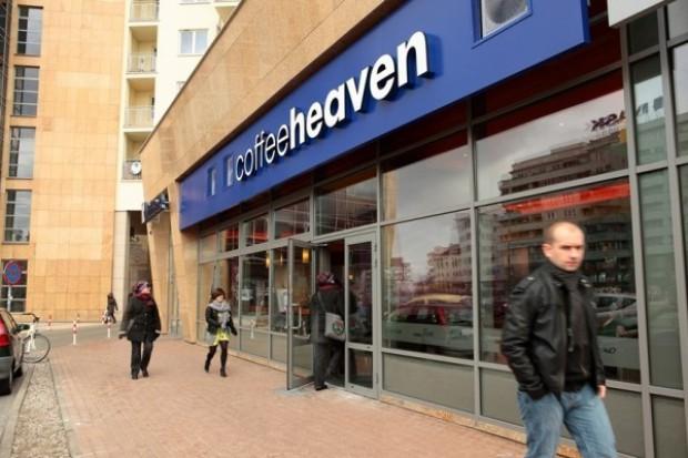Brytyjski koncern chce mieć 100 kawiarni Coffeeheaven