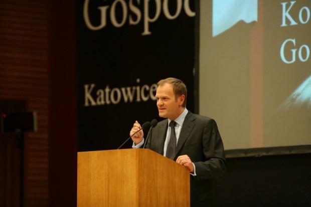 Donald Tusk na Europejskim Kongresie Gospospodarczym