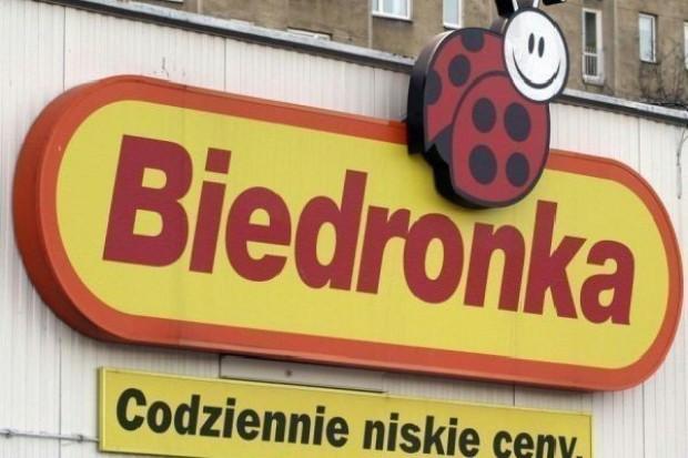 Potężny wzrost sprzedaży Biedronki w I kw. Władze sieci spodziewają się 2-cyfrowego wzrostu w 2011 r.