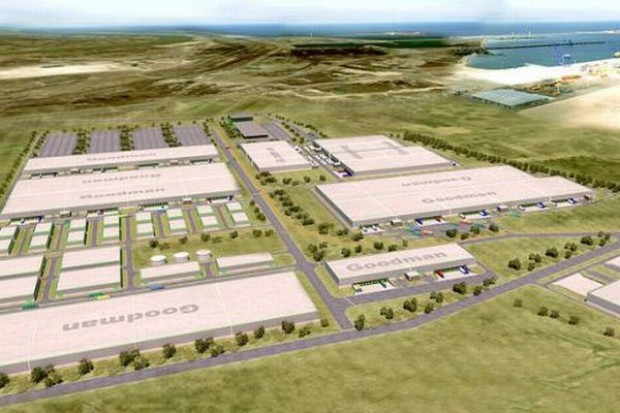 Grupa Goodman buduje centra logistyczne w Europie o łącznej powierzchni 562 tys. mkw