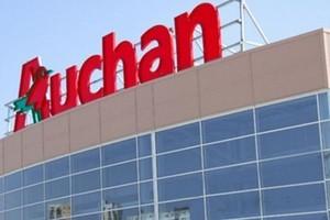 Auchan notuje znaczny wzrost sprzedaży (LFL) w polskich sklepach