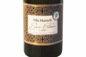Wina z Villa Mattilli w ofercie Sobiesław Zasada Import Win