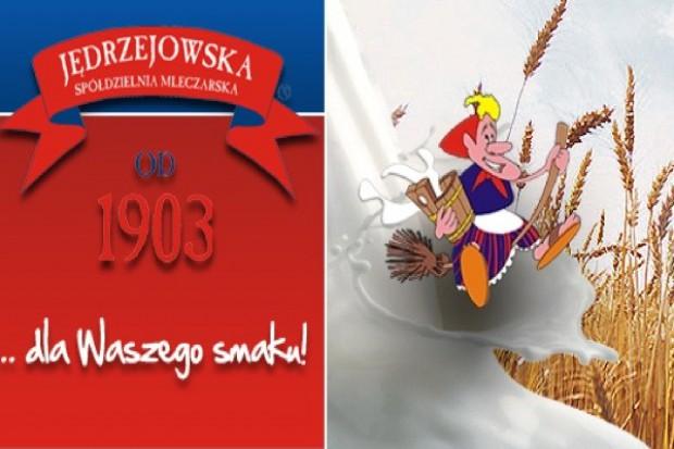 Pierwsza wspólna marka mleczarska w Polsce