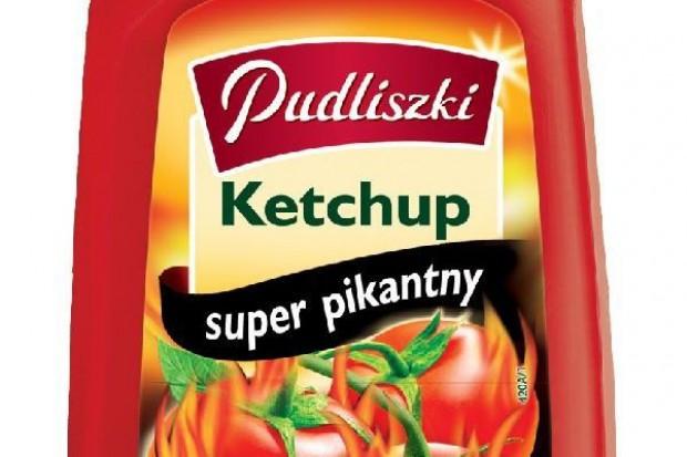 Ketchup Pudliszki dla wielbicieli ostrych smaków