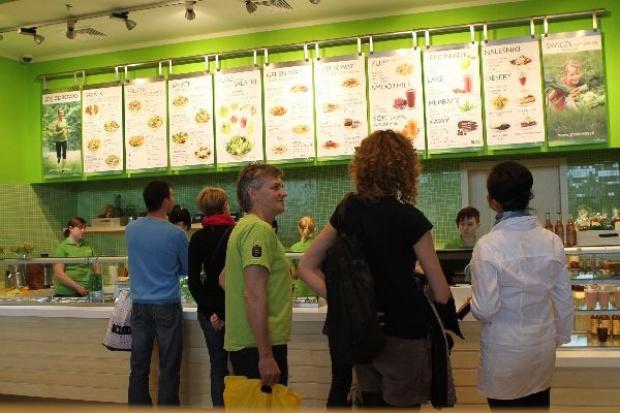 Dyrektor Green Way: Restauracje serwujące żywność ekologiczną mają perspektywy rozwoju