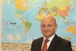 Nowy regionalny dyrektor sprzedaży i marketingu Fiege na Europę Wschodnią