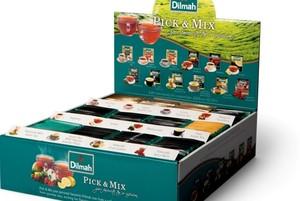 Nowy herbaciany prezenter Dilmah