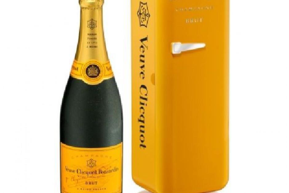 Szampan Veuve Clicquot w designerskiej oprawie