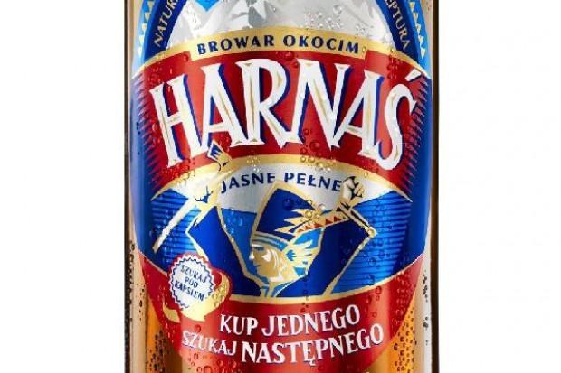 Marka Harnaś urosła o 34 proc.