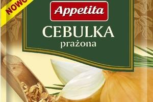 Appetita wprowadziła na rynek Cebulkę prażoną