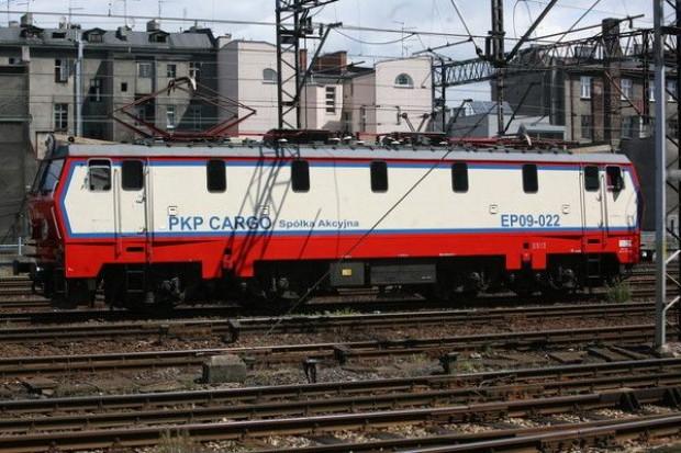 Duży wzrost przewozów towarów koleją