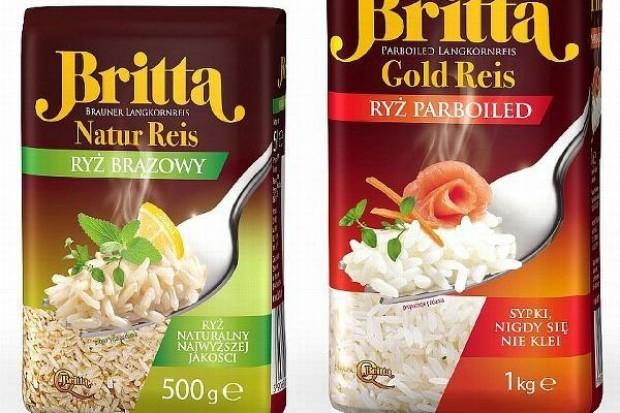 Nowe ryże w portfolio marki Britta