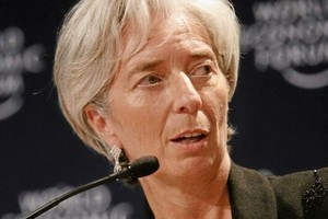 Polska poprze Christinę Lagarde na stanowisko prezesa MFW