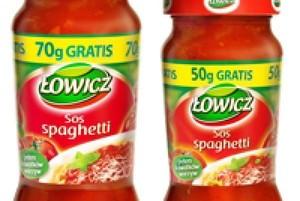 UOKiK ma zastrzeżenia do opakowań przetworów Łowicz. Producent wycofa je z rynku