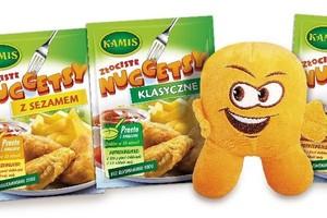 Nuggetsy Kamis w promocyjnym zestawie