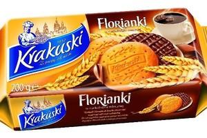 Rośnie sprzedaż ciastek marki Krakuski