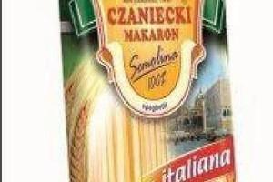 """Makaron Spaghetti z linii """"A'la italiana"""" Czanieckich Makaronów"""
