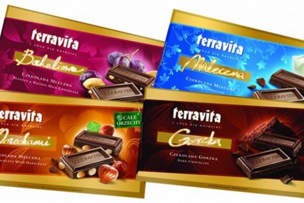 Terravita wprowadza duże formaty czekolad