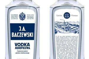 Wódka J.A. Baczewski znów w Polsce