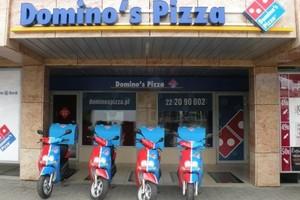 Domino's otwiera kolejne lokale w Warszawie