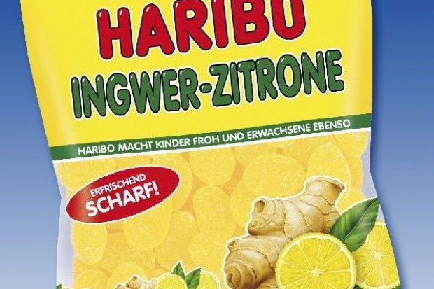 Innowacjny smak żelków Haribo
