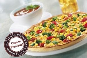 Hut Lunch w ofercie Pizza Hut