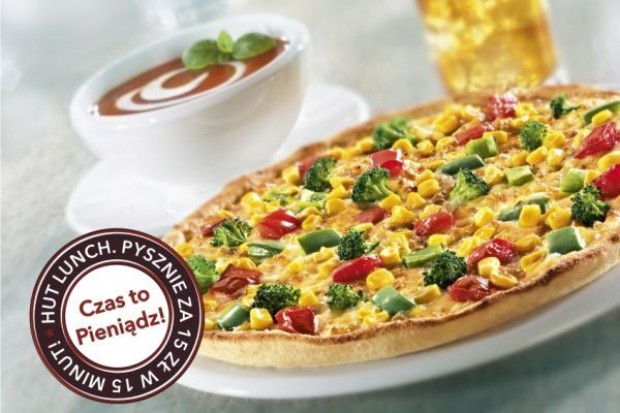 Hut Lunch w ofercie Pizza Hut