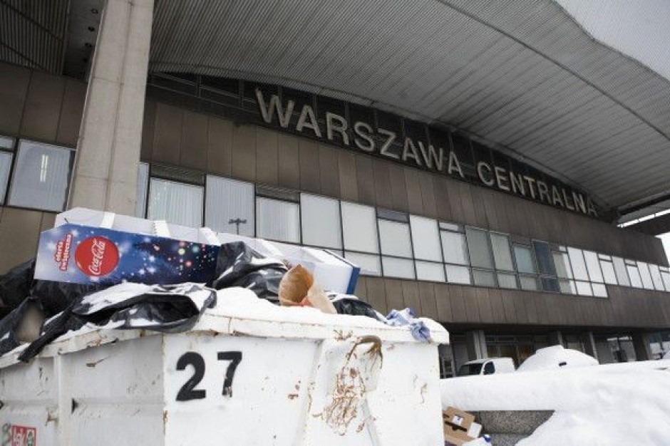 Na warszawskim Dworcu Centralnym nie ma prądu. Przyczyna awarii nie jest znana