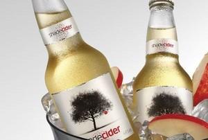 Browary Regionalne Łomża wycofały z oferty napój Shade Cider. Urząd celny zakwestionował brak banderoli