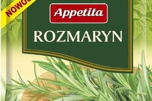 Rozmaryn w portfolio marki Appetita