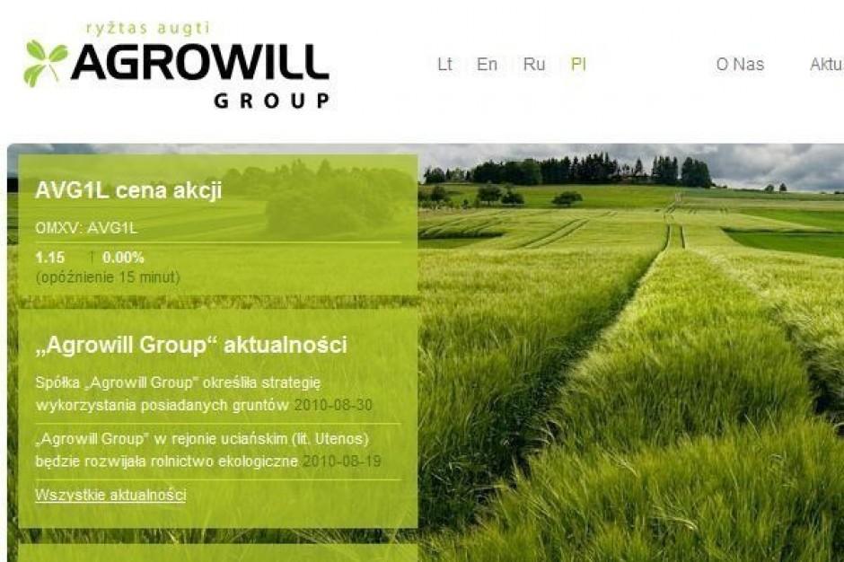 Agrowill Group pozyskała z oferty ponad 15 mln zł