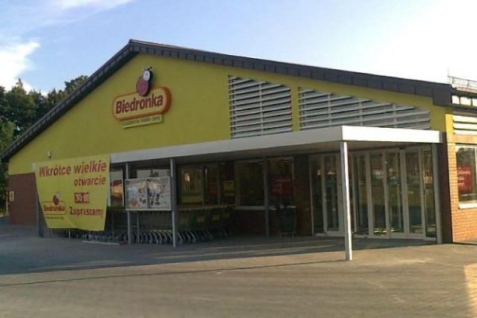 Sieć Biedronka ma już w Polsce 1700 sklepów