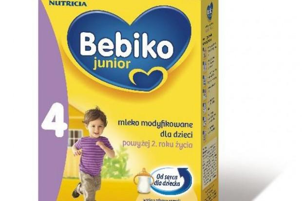 Marka Bebiko odświeża wizerunek. Chce utrzymać pozycję lidera na rynku mlek modyfikowanych