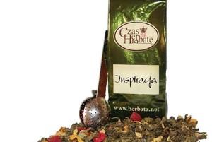 Nowa mieszanka herbaciana w sieci Czas na Herbatę