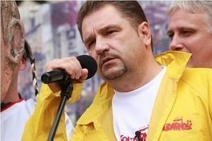 Protest Solidarności - gigantyczne utrudnienia w centrum Warszawy