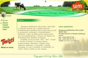 Wart-Milk stawia na ekologię