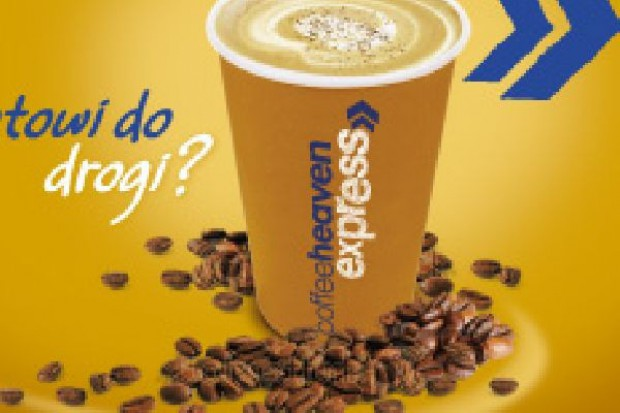 Coffeeheaven i Shell testują na stacjach paliw punkty Coffeeheaven Express