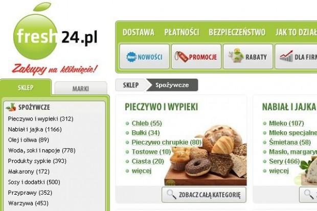 Sieć Fresh24 tworzy nową kategorię z produktami luksusowymi