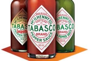Develey będzie dystrybutorem sosów Tabasco