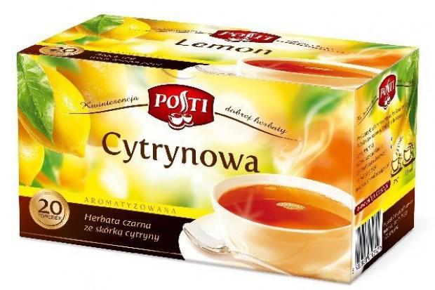 Cytrynowa herbata Posti
