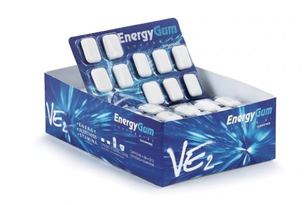 W Polsce zadebiutują gumy energetyzujące. Konkurencja dla energy drinków?
