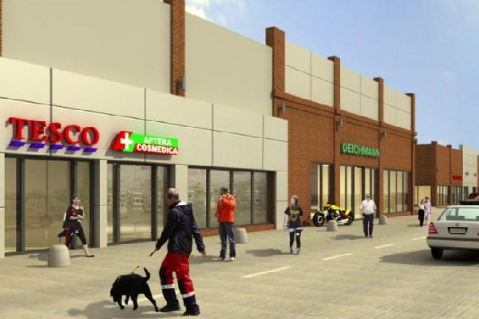 NAP Invest buduje Park Handlowy Centrum Zakupów w Ząbkach k. Warszawy