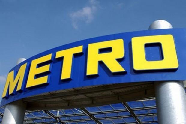 Metro Group zwiększyło sprzedaż w Europie Wschodniej do 8 mld w I połowie roku. Sieć Real na minusie
