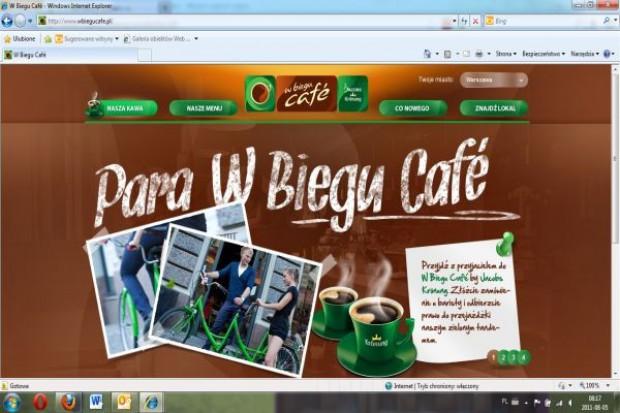 Nowy zarząd W Biegu Café odświeża menu i zapowiada rozwój sieci