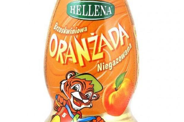 Oranżada Hellena dla dzieci