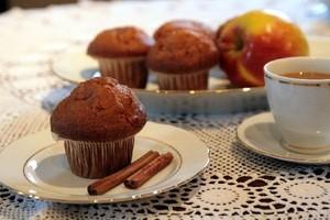 """Typowo """"polskie"""" muffinki od Dan Cake"""