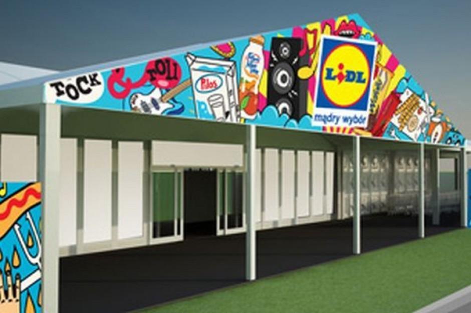 Przedstawiciele Lidla: Woodstockowy supermarket był hitem