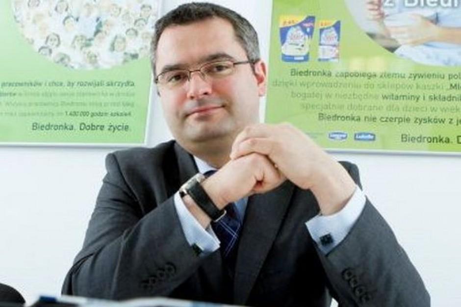 Dyrektor generalny Biedronki: Nie możemy zepsuć relacji z dostawcami. Jednak nie podniesiemy cen, o ile nie będzie to absolutnie konieczne