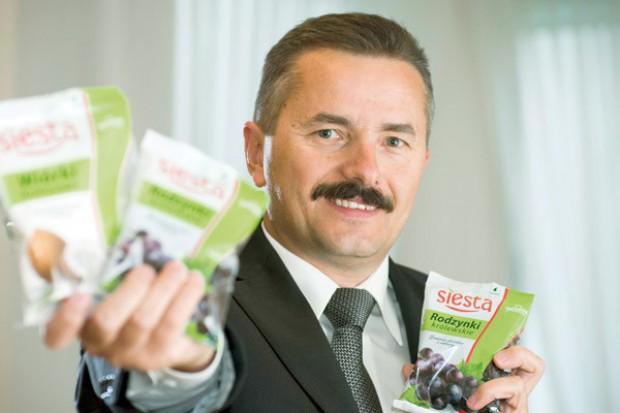 Jutrzenka Colian chce być wiceliderem rynku bakalii